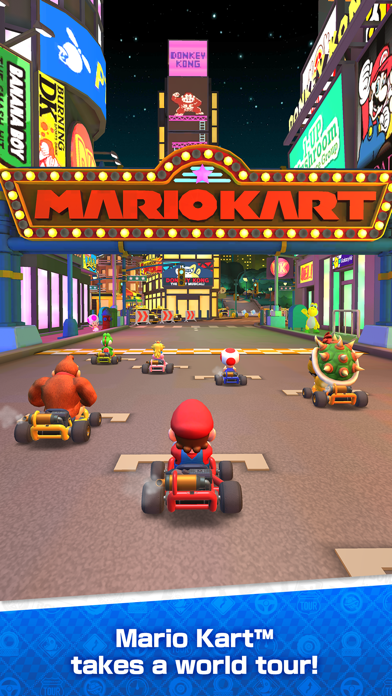 download Mario Kart Tour apps 2