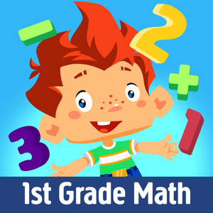 First Grade Math - Play&Learn - Education app