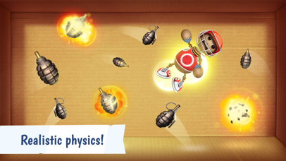 download Kick the Buddy indir ücretsiz - windows 8 , 7 veya 10 and Mac Download now