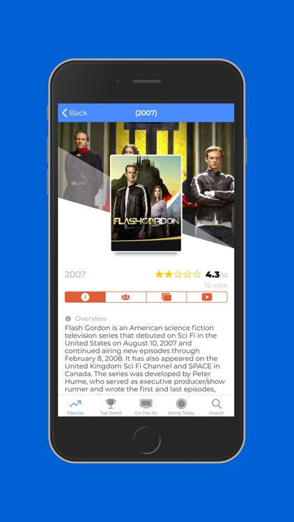 The Box Loca - TV Show Tracker screenshot-3