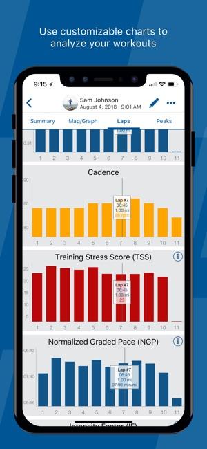 TrainingPeaks on the App Store