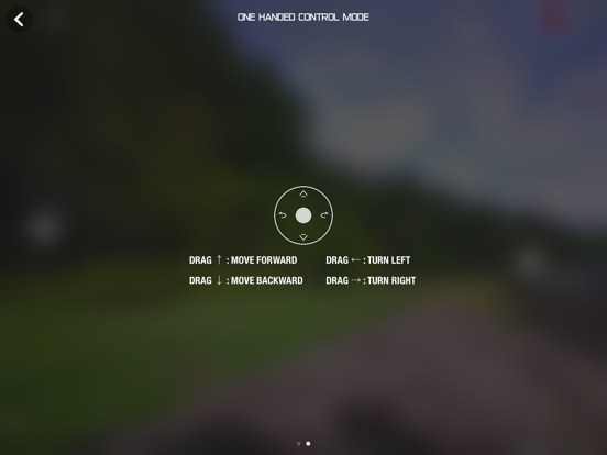Scroll Controller Jumping Sumo screenshot 19