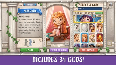 Santorini Board Game screenshot #4
