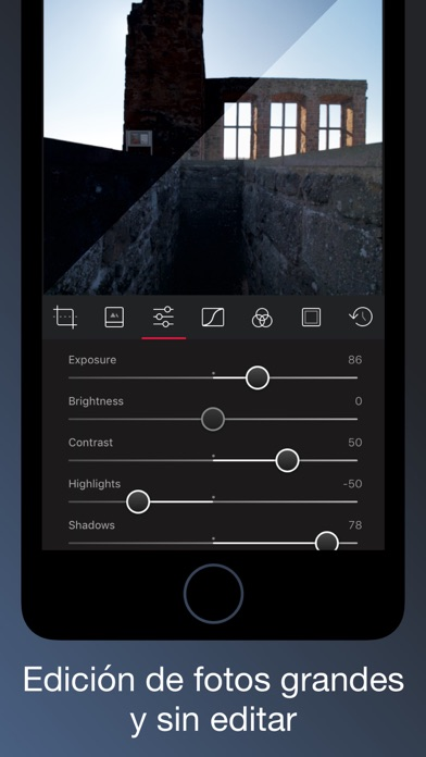 Descargar Darkroom – Photo Editor para Android