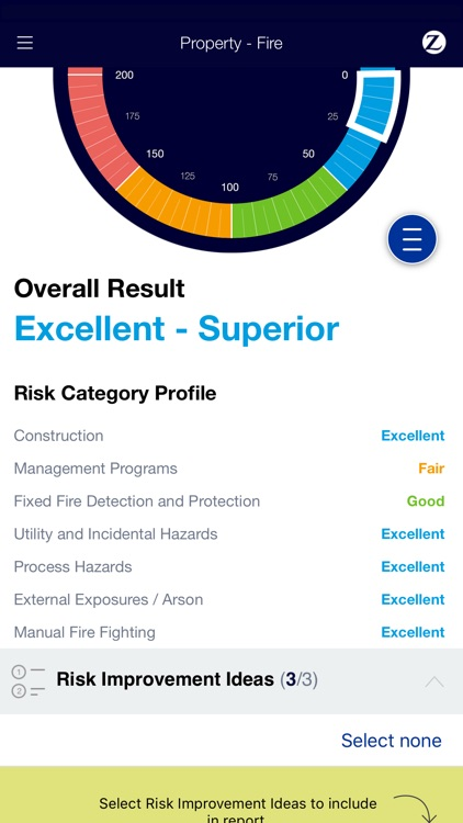 Zurich Risk Advisor screenshot-1
