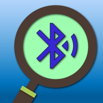 Find My Device - Bluetooth BLE Logo