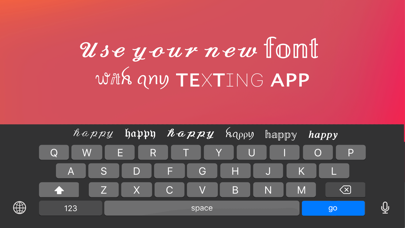 Fonts Keyboard & Cool Art Fontのおすすめ画像5