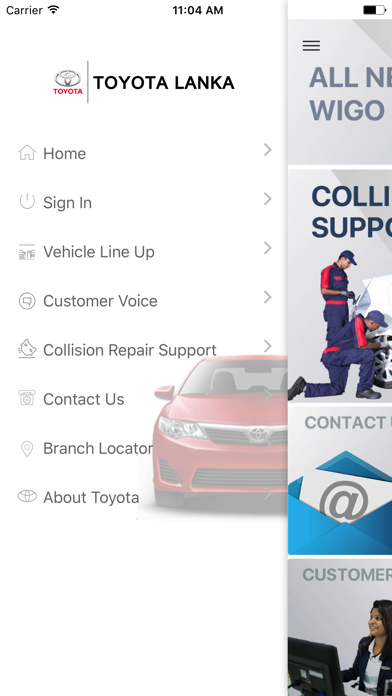 Toyota Pocket Source App >> Toyotalanka By Toyota Lanka Private Limited Ios United
