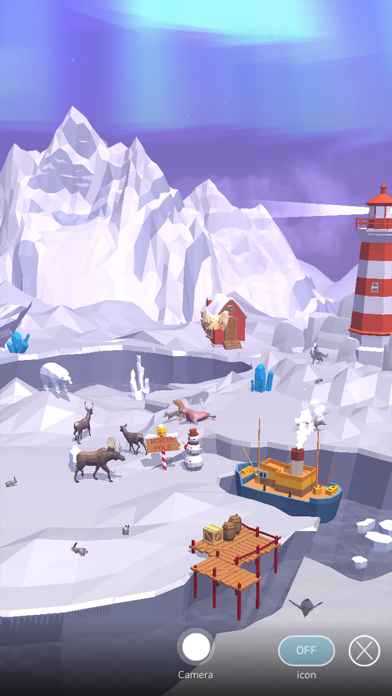 Solitaire Planet Zoo screenshot 6