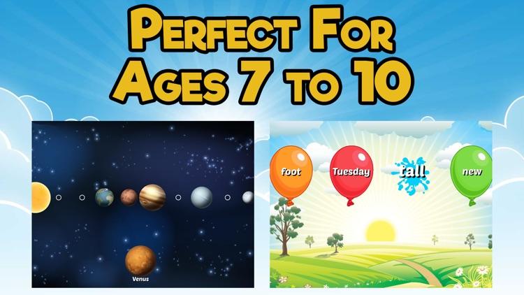 Third Grade Learning Games SE screenshot-3