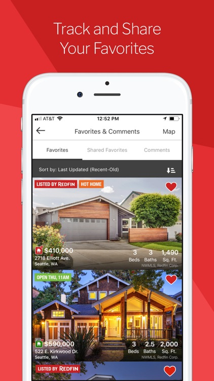 Redfin: Buy & Sell Real Estate screenshot-3
