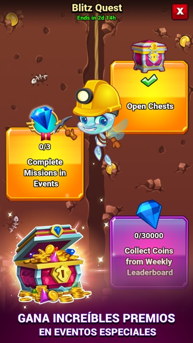 Screenshot of Bejeweled Blitz5