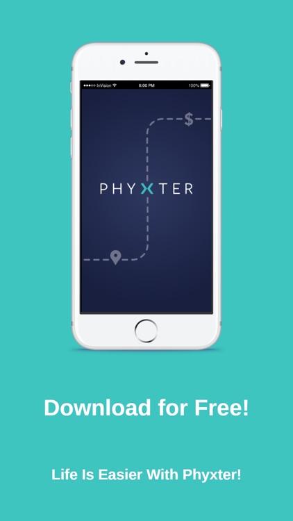 Phyxter Pro screenshot-4