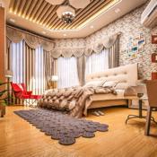 家のひれ:家の設計3D