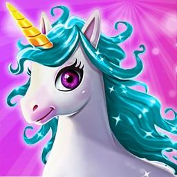 My Magic Unicorn Beauty Salon