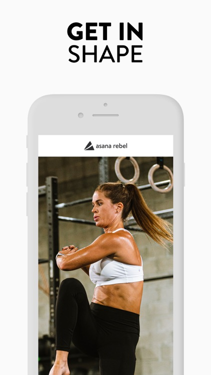 Asana Rebel: Get in Shape screenshot-0