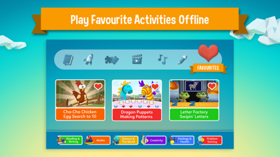 LeapFrog Academy™ Learning screenshot four