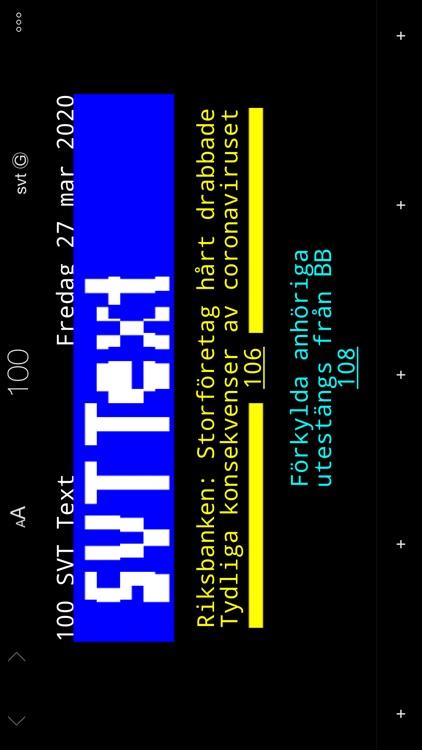 TextTV II screenshot-3