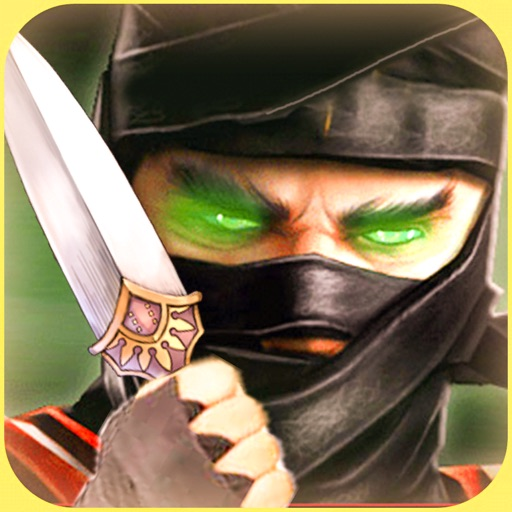Ninja Assassin Knife Killer icon