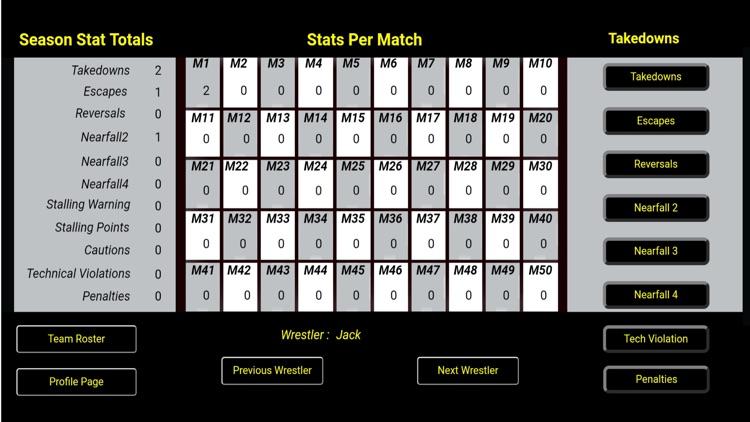 Matside Team Stats screenshot-5