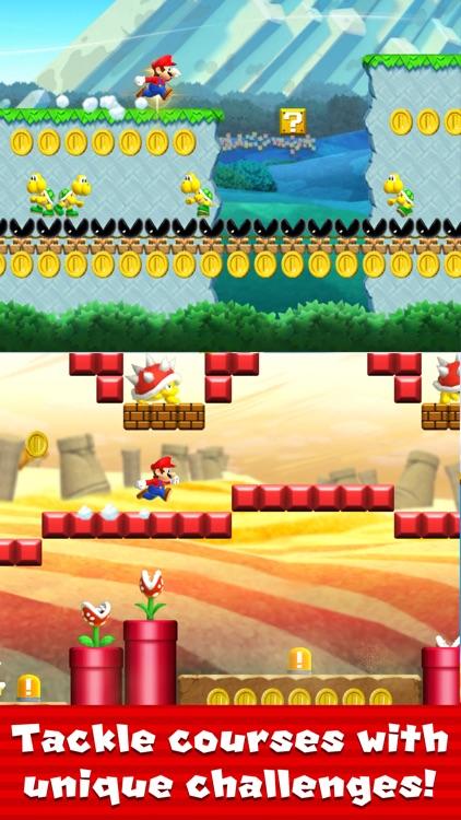 Super Mario Run screenshot-0