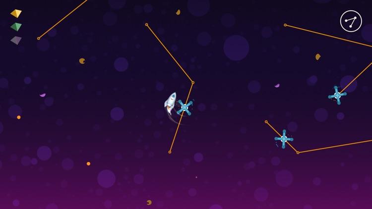 Little White Rocket: Let's fly screenshot-3