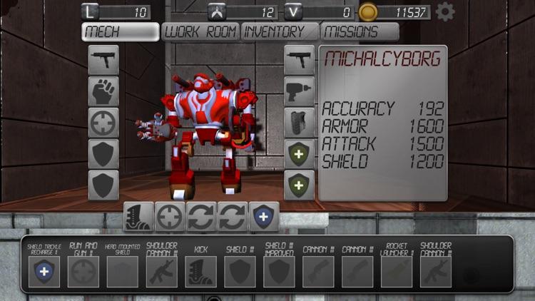 Mech Riders screenshot-8