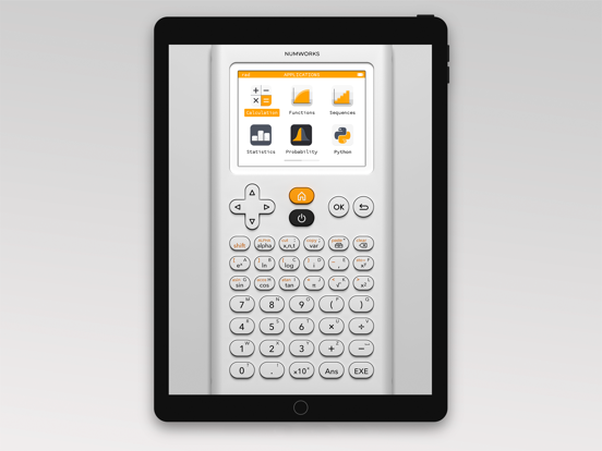 Calculatrice NumWorks