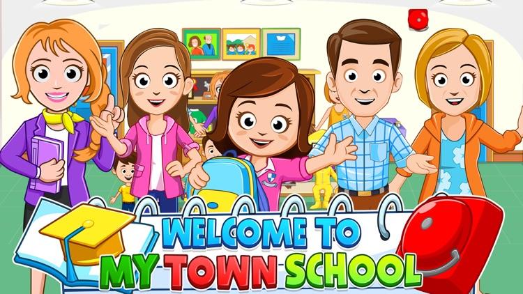 My Town : School