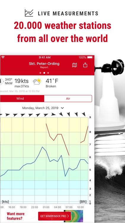 Windfinder - Wind & Weather screenshot-3
