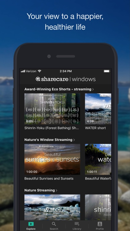 Sharecare Windows screenshot-1