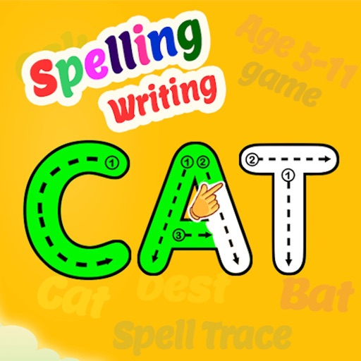 Spelling Writing Game