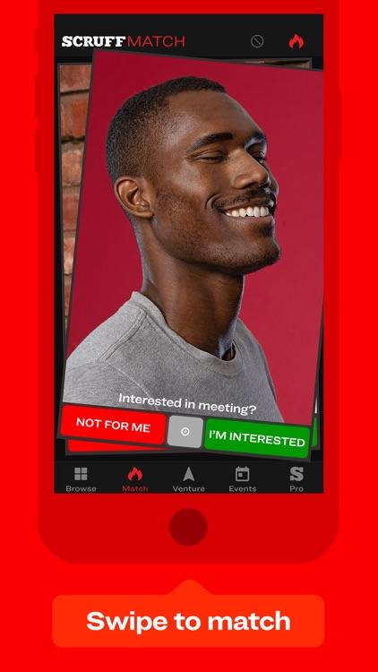 SCRUFF - Gay Dating & Chat screenshot-4