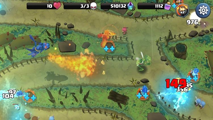 Beast Quest Ultimate Heroes screenshot-8