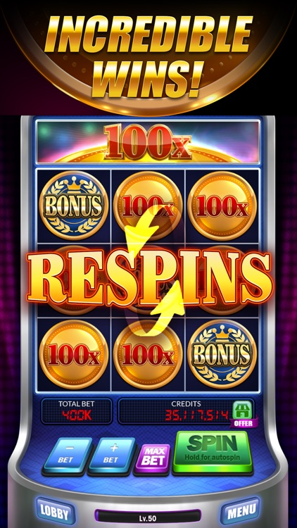MilliBilli Slots - Video Poker screenshot-4