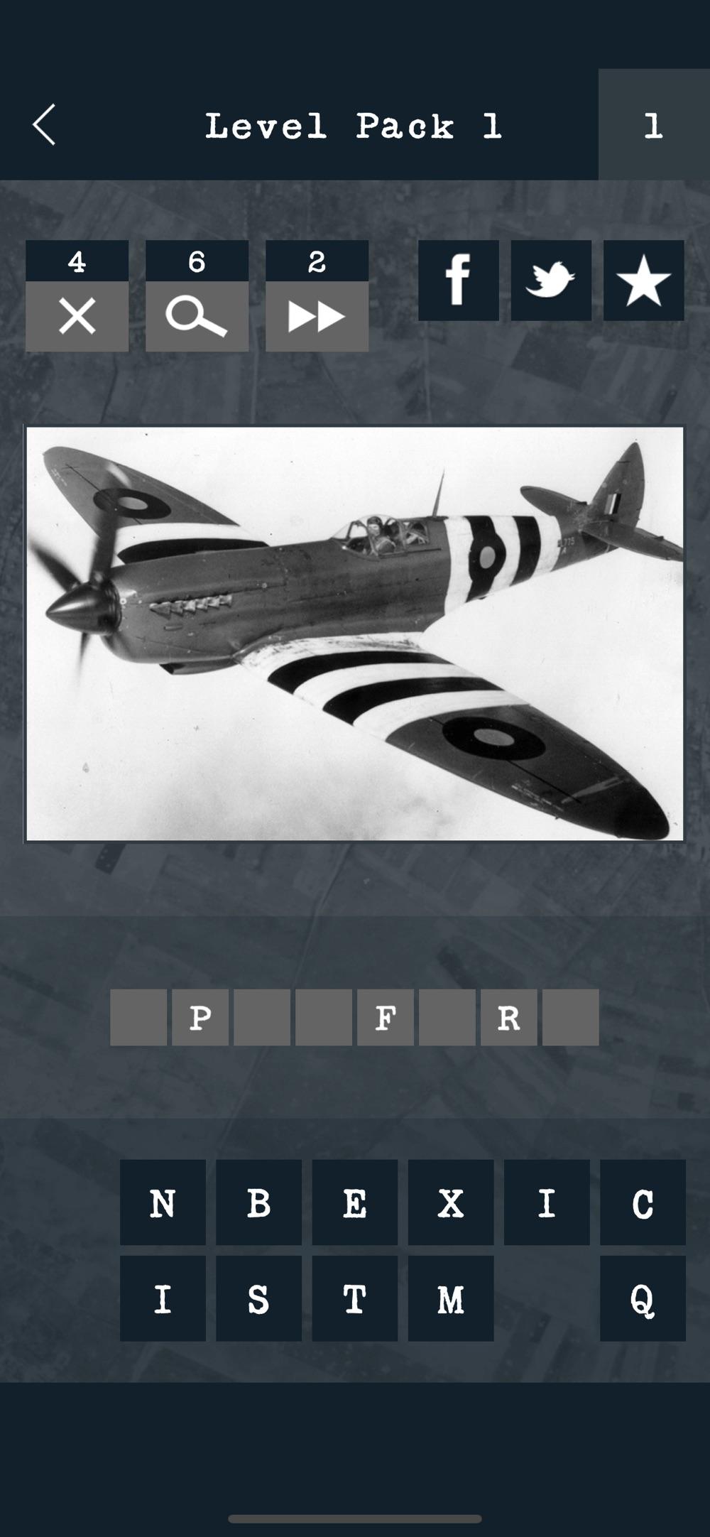 Guess the World War 2 Warplane Cheat Codes