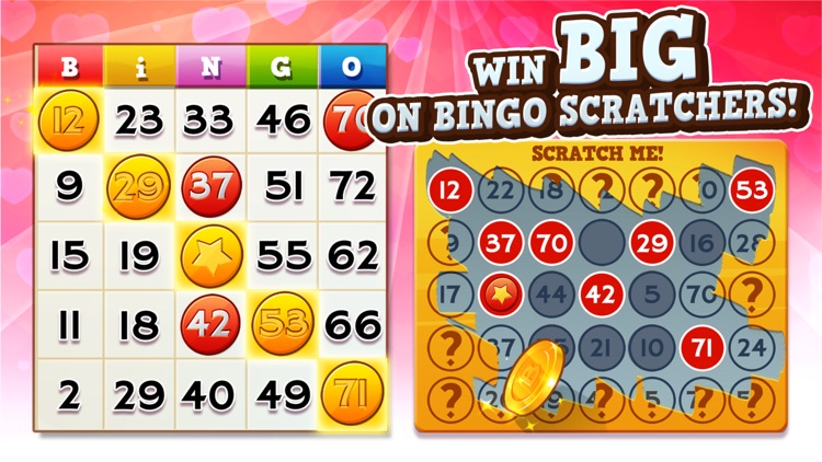 Bingo Pop: Live Bingo Games screenshot-4