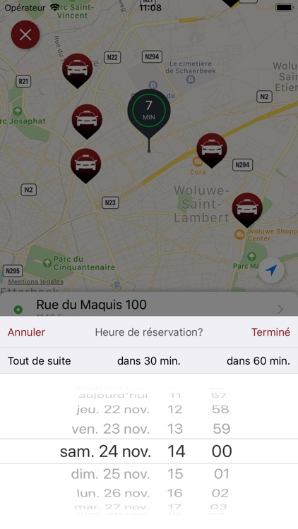 Taxis Autolux screenshot-3