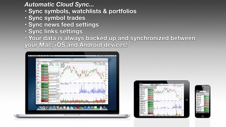 Stocks: Realtime Quotes Charts screenshot-3