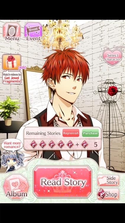 Love stories & Otome Games LOG screenshot-4