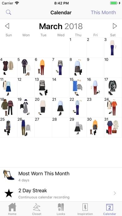Screenshot for Stylebook in Jordan App Store