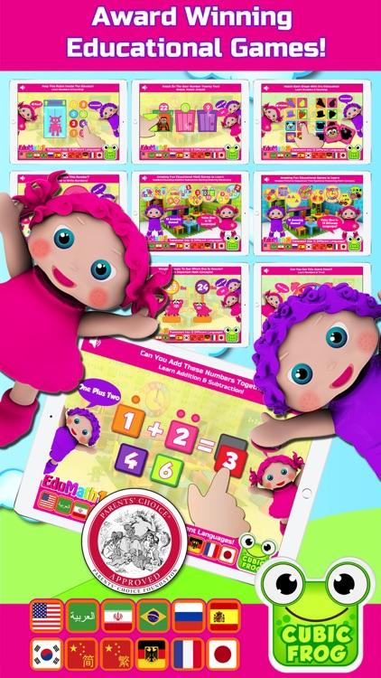 Preschool Games-Kids Learning screenshot-3