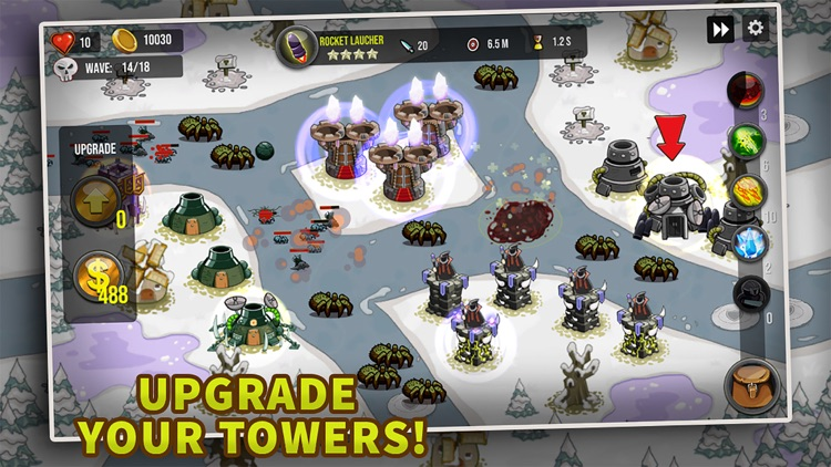 Tower Defense: The Last Realm screenshot-3