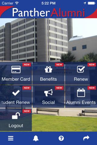 Georgia State Alumni - náhled