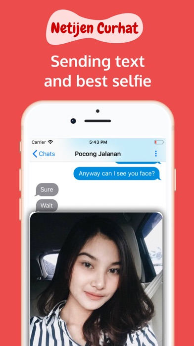 点击获取Netijen Curhat: Chat Anonymous