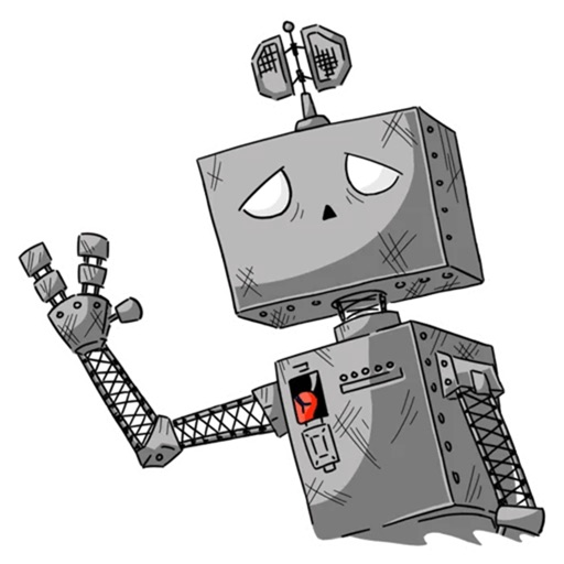 Robots - Emoji and Stickers icon