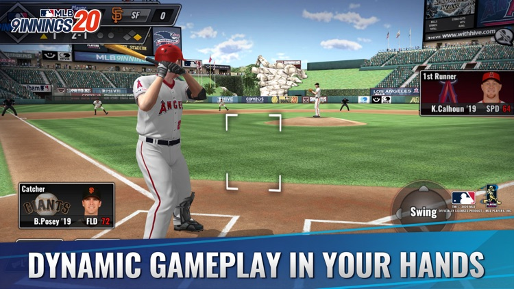 MLB 9 Innings 20 screenshot-2