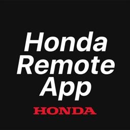 Honda Remote App