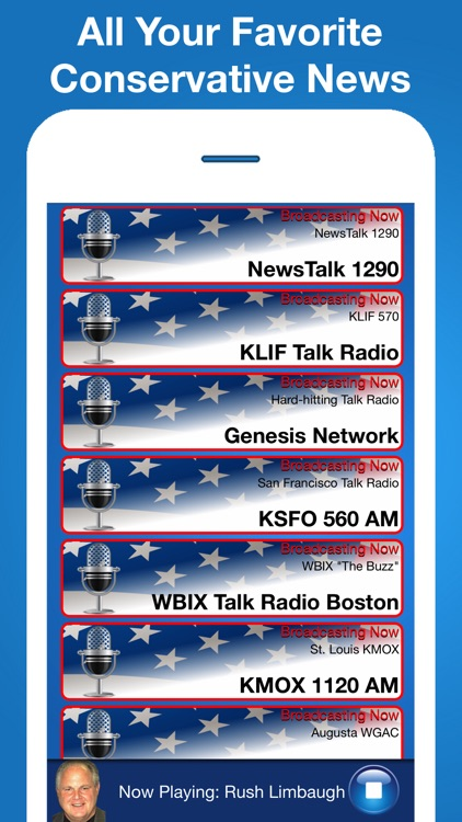 Conservative Talk Radio