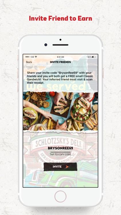 Schlotzsky's Rewards Program screenshot-3